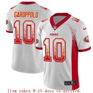 San Francisco 49ers Jimmy Garoppolo Drift Jersey
